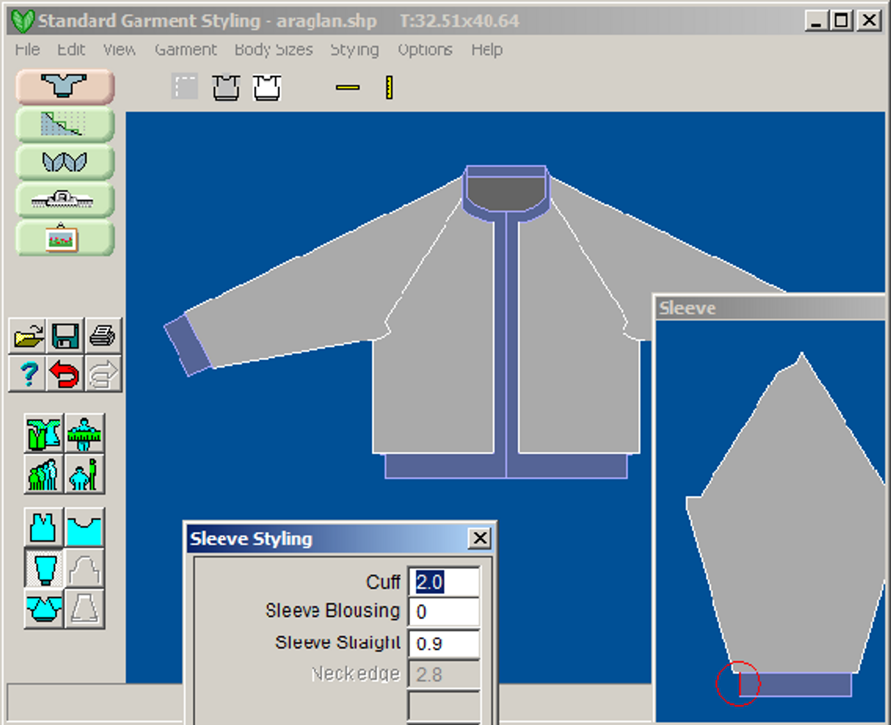 DesignaKnit Software for Hand Knitters and Machine Knitters
