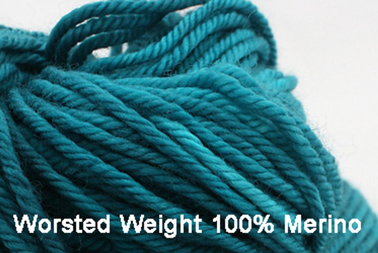 Wonderland Hand Dyed Yarn - March Hare - 100% Superwash Merino