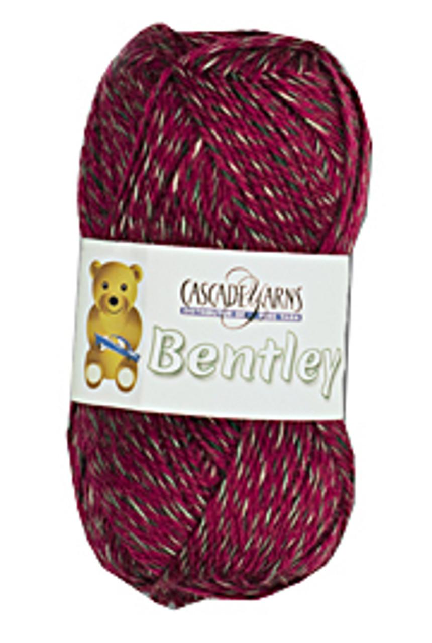 Cascade Yarns Bentley, 75% Acrylic - 25% Wool