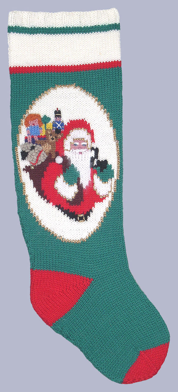 Christmas Stocking Kit.Googleheim Christmas Cameo Stocking Kit