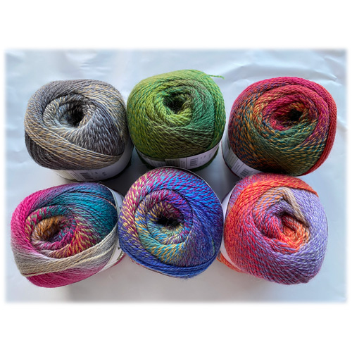New Colors in Queensland Perth Fingering Weight Yarn