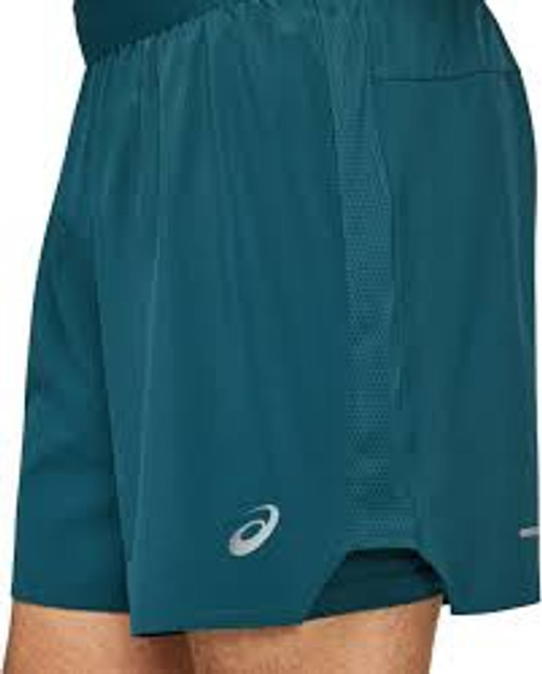 Asics Road 2-in-1 short