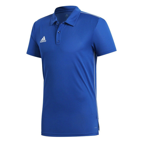 Dunmow Tennis Club Royal Blue Polo Shirt Adults