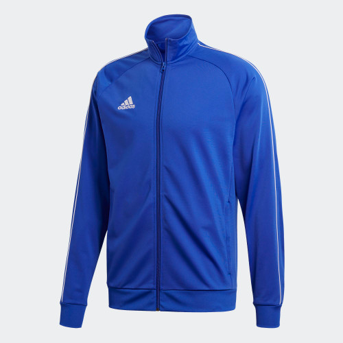 Dunmow Tennis Club Royal Blue Track Jacket Adults