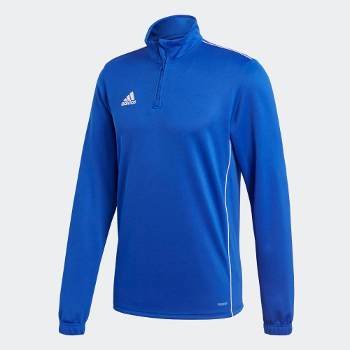 Dunmow Tennis Club Royal Blue 1/2 Zip Adult