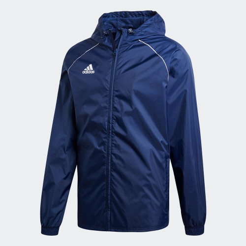 Dunmow Tennis Club Navy Rain Jacket Adults
