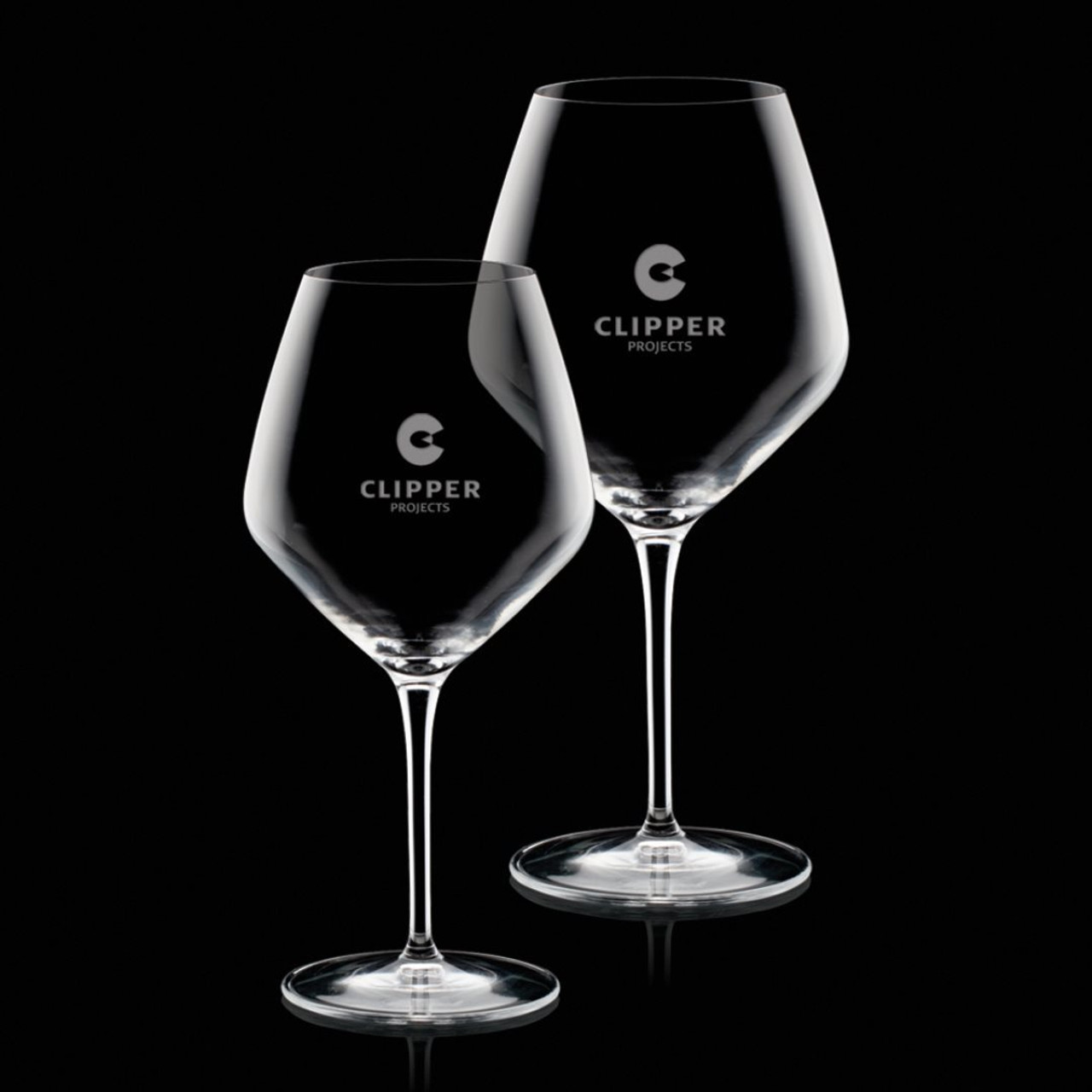 Wine Glasses - Stemmed