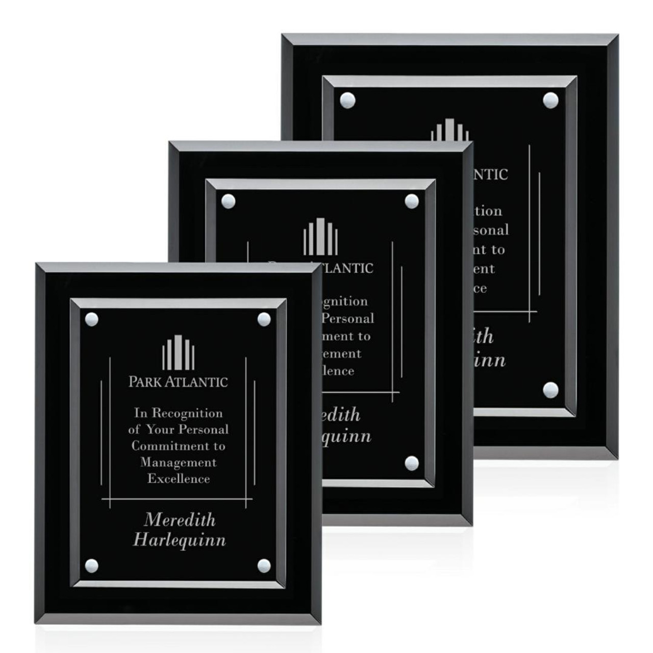 Glass Plaques