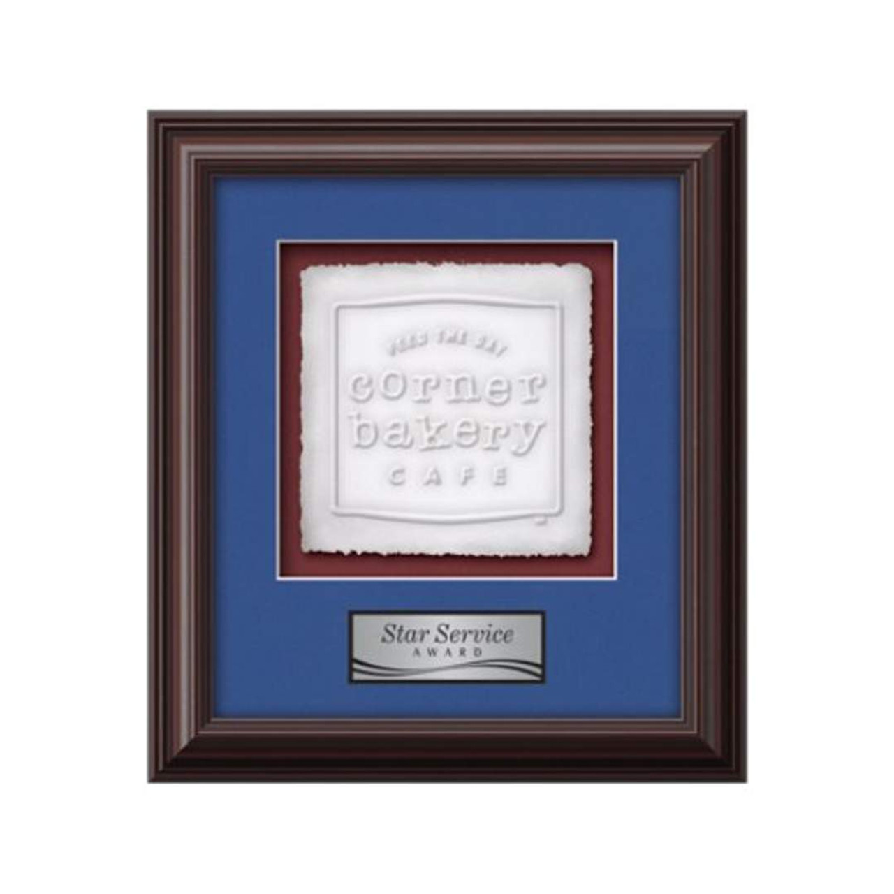 Waterleaf Framed Awards