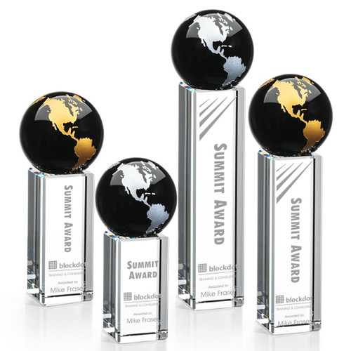 Luz Globe Award - Black