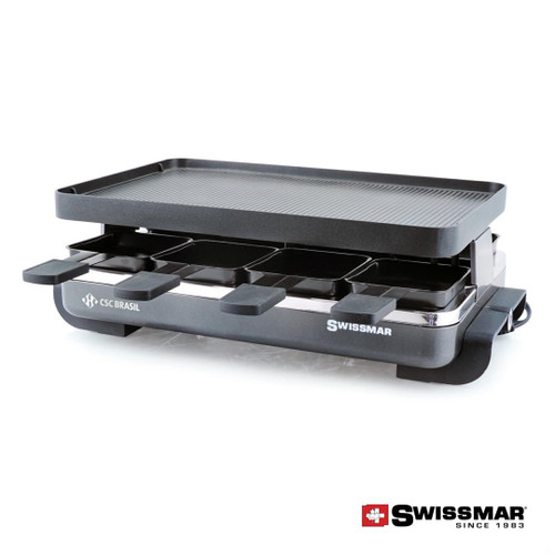 Swissmar® Classic Raclette 8 Person Party Grill