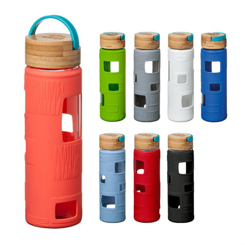 Astral Bottle w/Teal Lid - 22oz