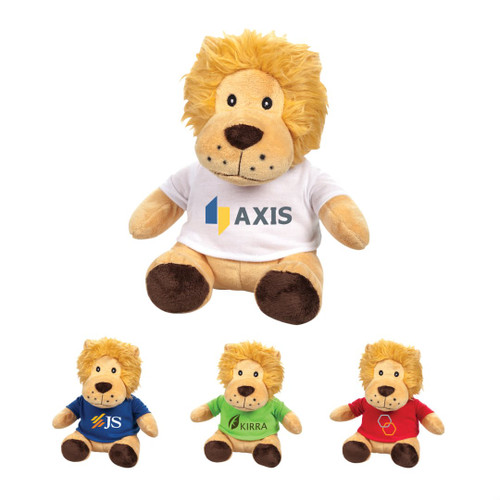 Toby the Stuffed Lion (T-Shirt)