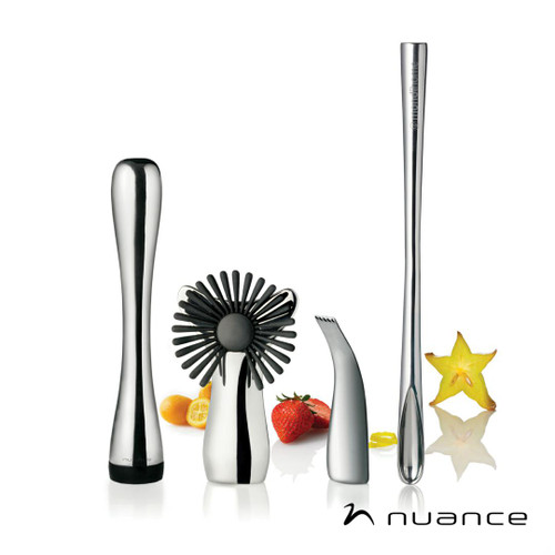 Nuance® Bar Accessory Set - 4pc
