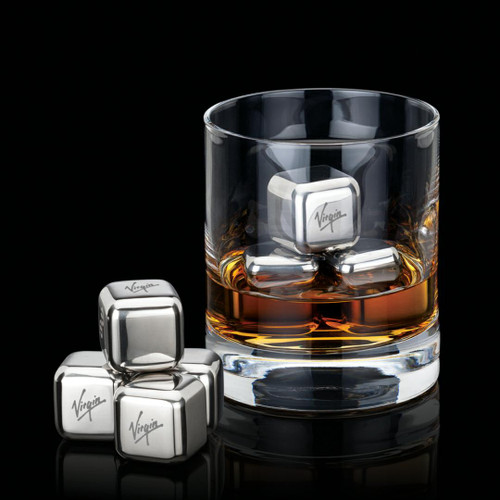 Swiss Force® S/S Ice Cube Set of 4