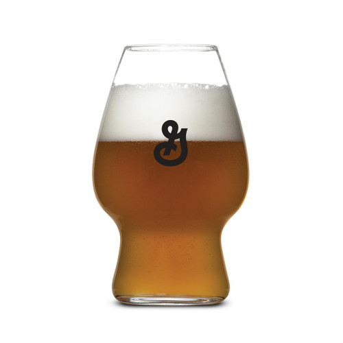 Baumeister Beer Glass - Imprinted 20oz