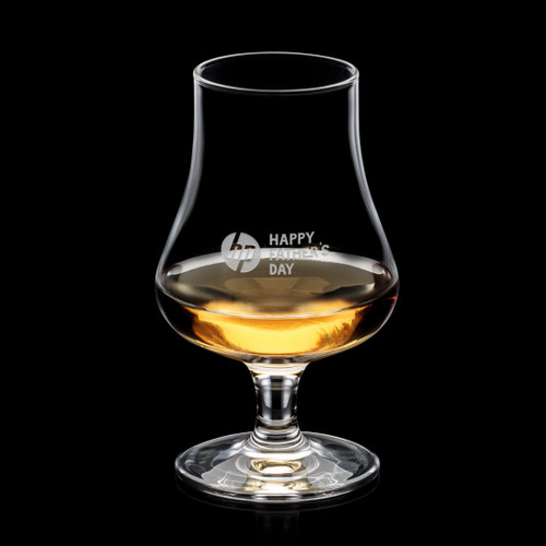 Dornoch Whiskey Taster - Deep Etch 7.5oz