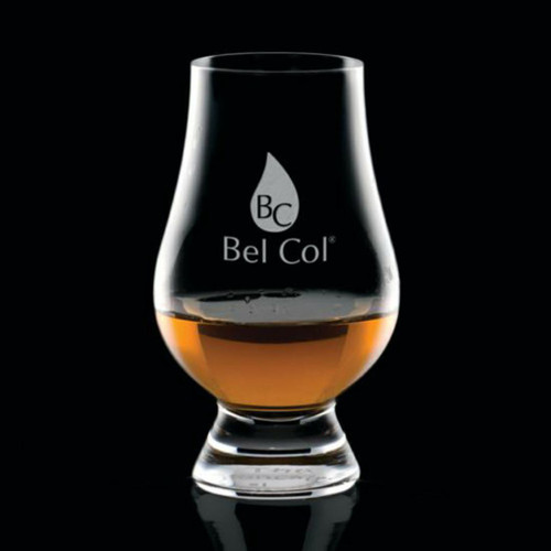 Glencairn Scotch Whiskey - Deep Etch 6oz