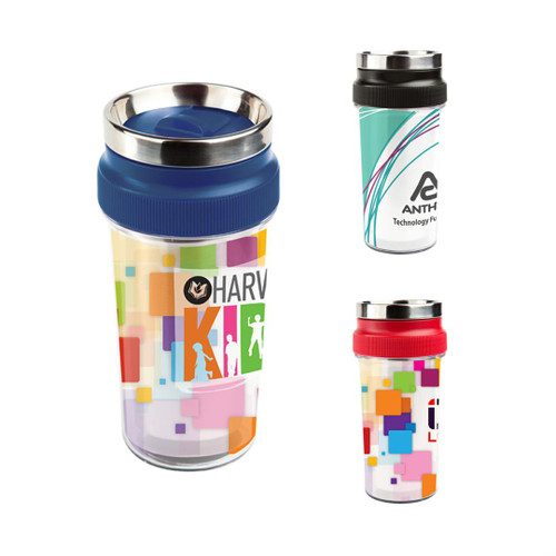 Full Wrap Tumbler - 14oz