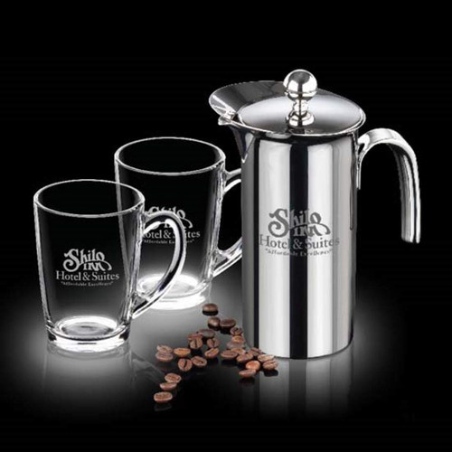 French Press & Dundas Set