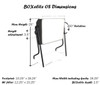 Boxelite OS dimensions