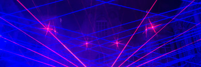 LED and Laser Lights