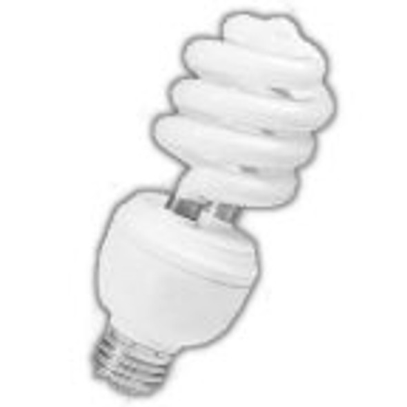 30 Watt Full Spectrum Compact Fluorescent Bulb