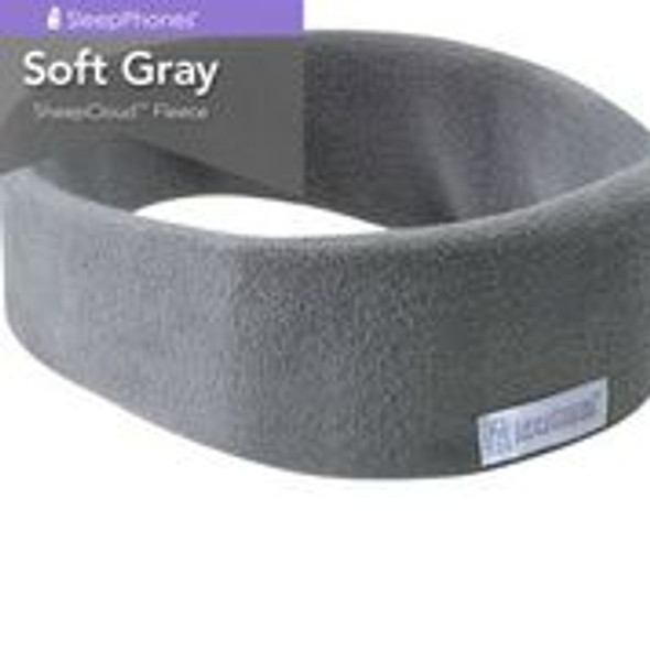 Wireless SleepPhones in Soft Gray