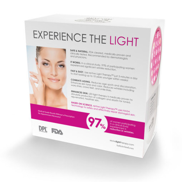 Essentials Anti-Aging system Back of Box