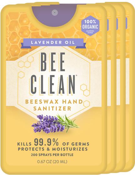 Lavender Scent 4 Pack