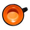 Capital Teas Mug - Black/Orange