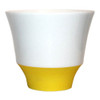 Yellow Dipped Cup