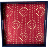 Serving Tray - Kantha