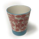 Aqua Wave Tea Cup