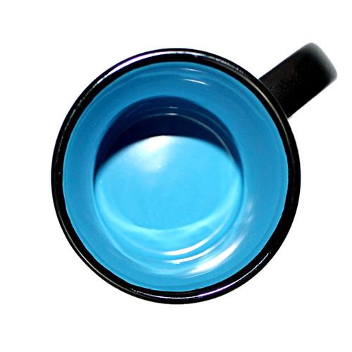 Capital Teas Mug - Black/Blue