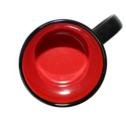 Capital Teas Mug - Black/Red