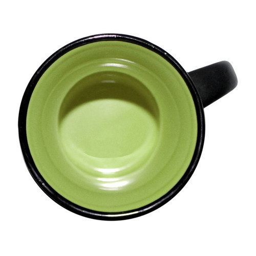 Capital Teas Mug - Black/Green