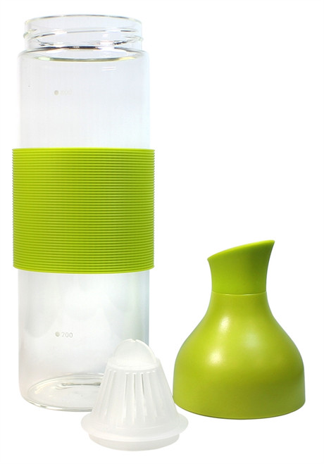 Vino Teano / Iced Tea Infuser - Green