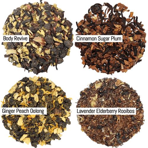 Tea Flight - Thanksgiving Favorites