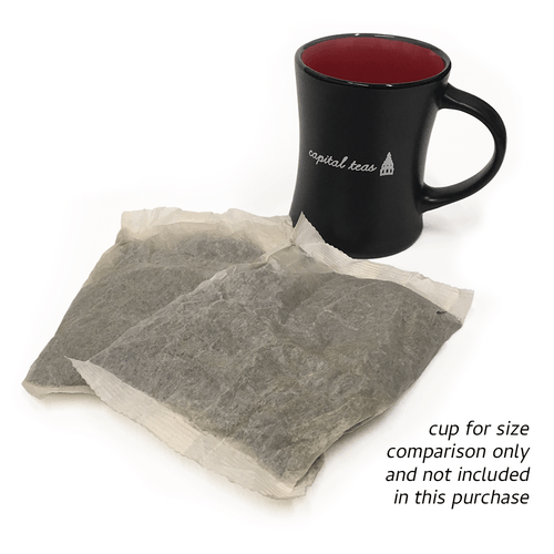 Mango Black Iced Tea -- 1 Gallon Tea Bags (15)