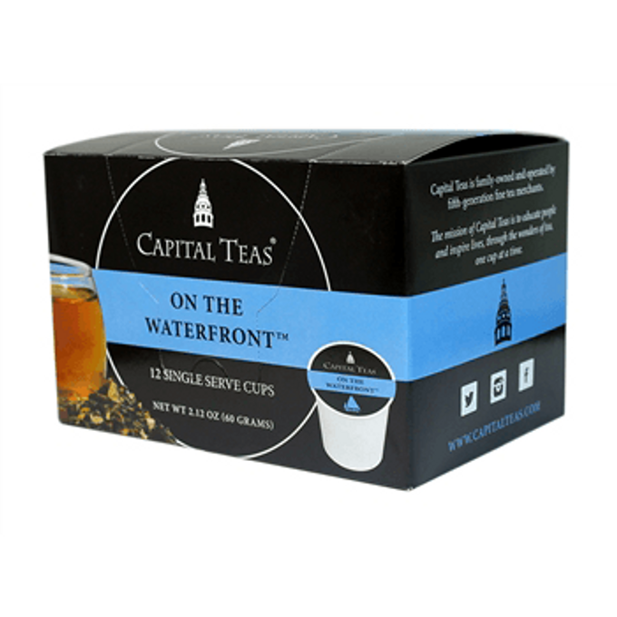 Single Serve Cups - On the Waterfront