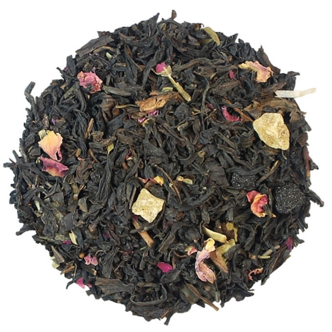 Mother's Blend (Rose Congou + Shalimar Passion Fruit Oolong)