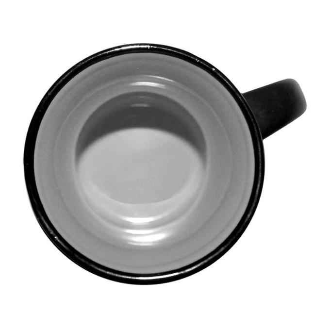 Capital Teas Mug - Black/Grey