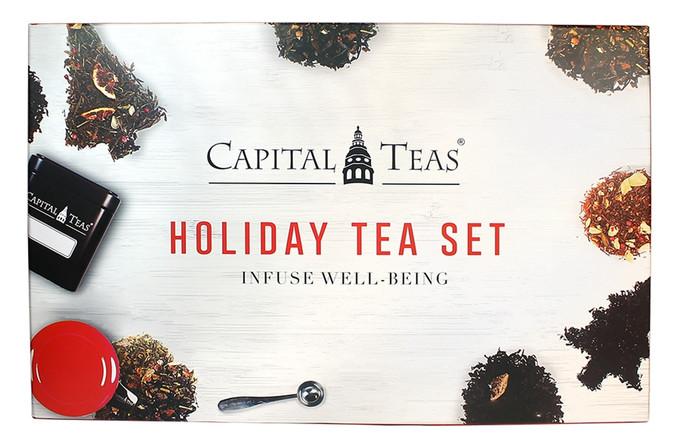 Holiday Tea Set