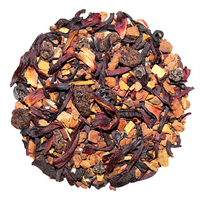 Cinnamon Sugar Plum Tea