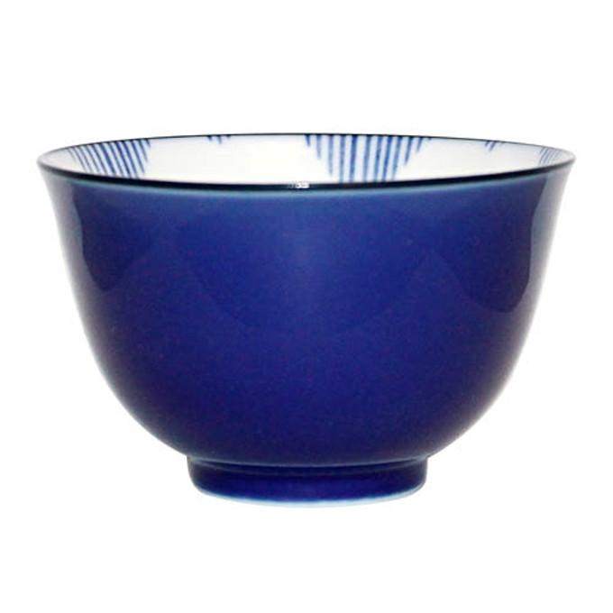 Royal Blue Ceramic Cup