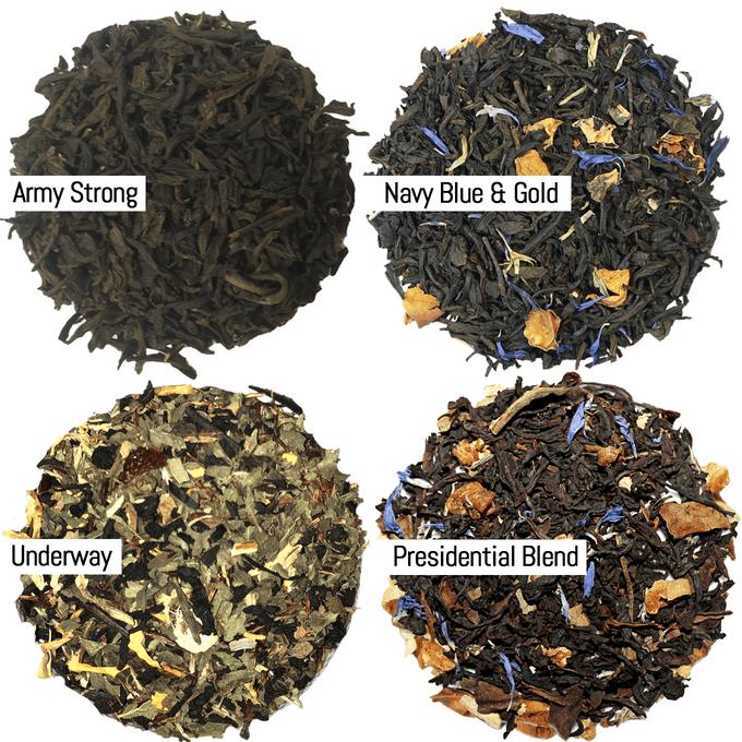 Tea Flight - Let Freedom Ring
