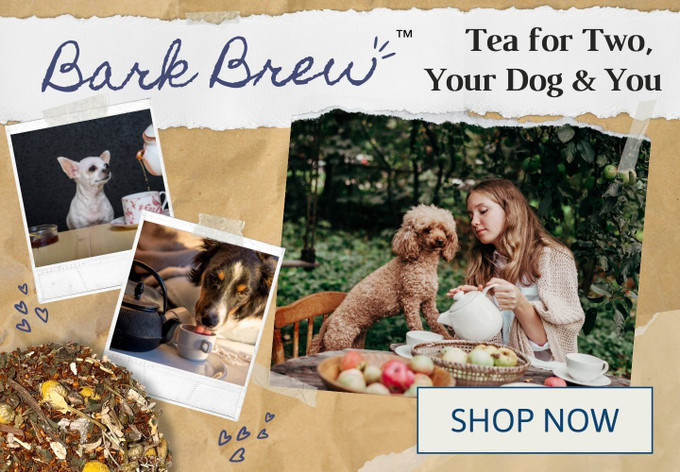 Bark Brew (Tea for 2, Your Dog & You)