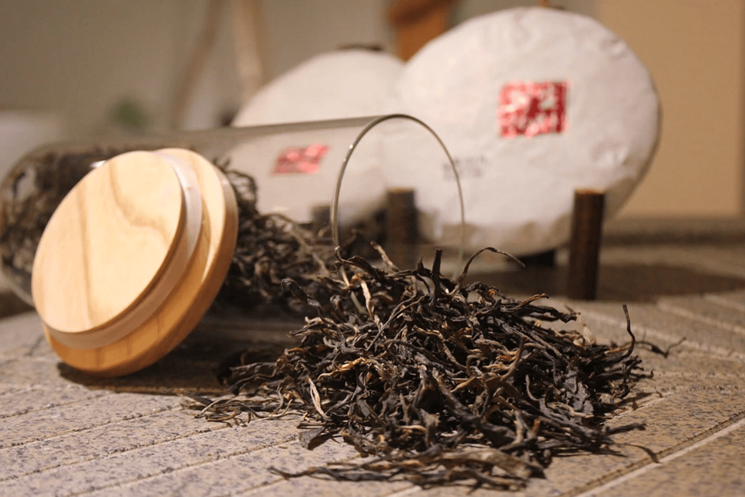 ​Pu-erh Tea: Aged To Perfection