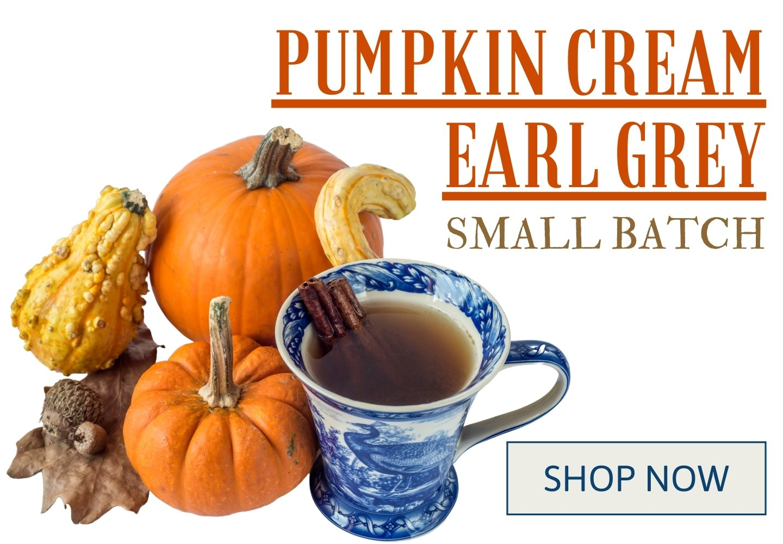 Pumpkin Cream Earl Grey